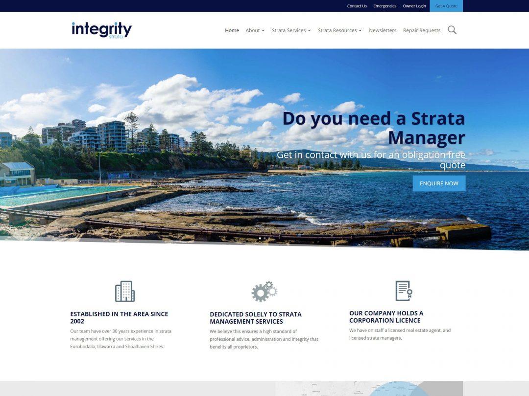 Integrity Strata