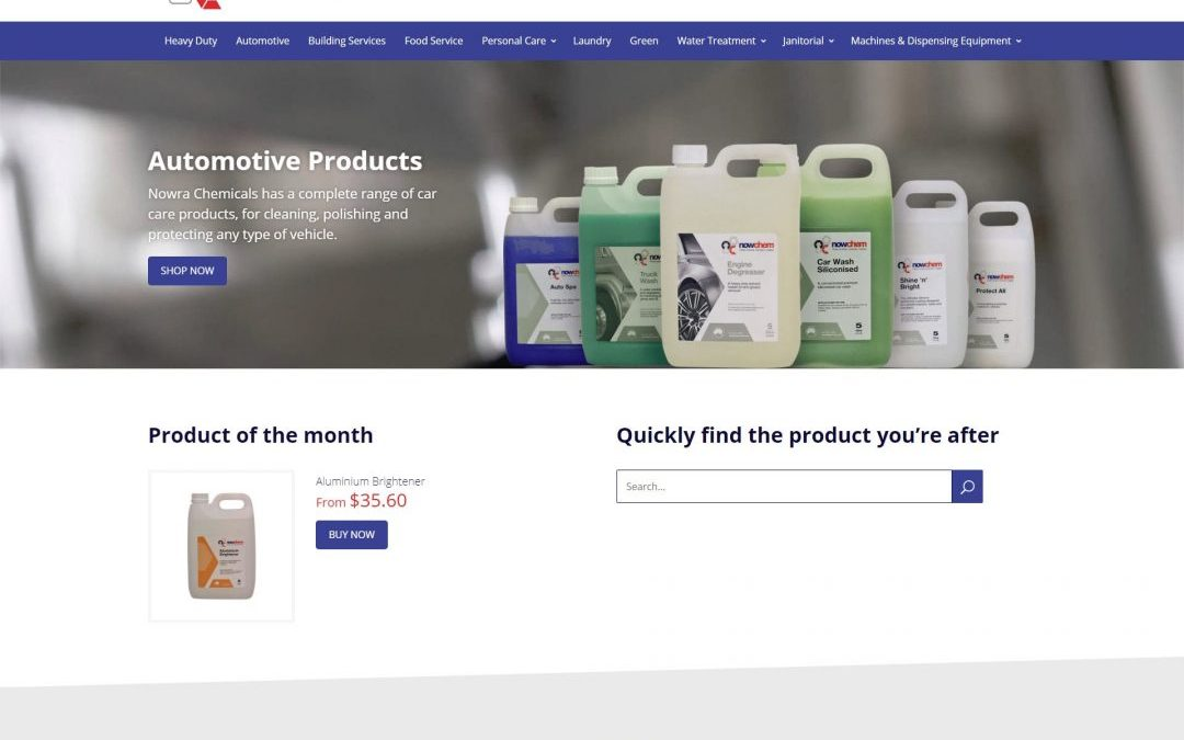 Nowchem Online Store